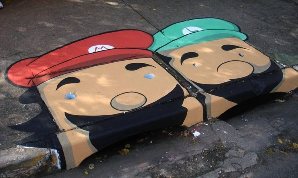 Beautified Storm Drains por Anderson Augusto and Leonardo Delafuente - Brazil 1