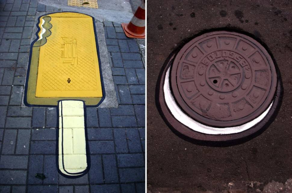 Beautified Storm Drains por Anderson Augusto and Leonardo Delafuente - Brazil 3