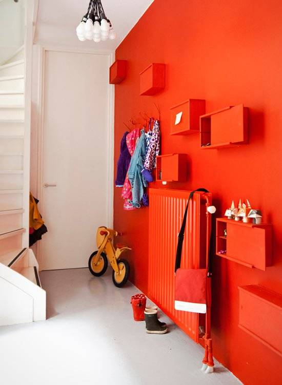 20 ideas creativa para decorar tu casa reciclando - Estanterias originales de pared ...