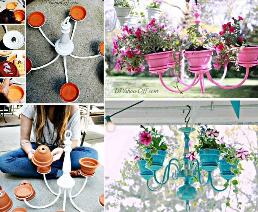 20 sorprendentes ideas con macetas de arcilla para decorar for Ideas para arreglar tu jardin