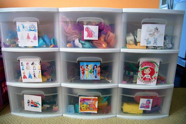 25 Amazing Ideas to Organize All Your Little Things - Tinoshare.com