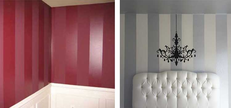 Pintura paredes interior affordable ideas para decorar - Pintar paredes con efectos ...